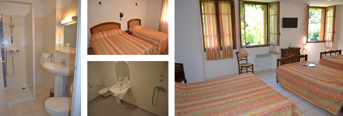 AubergeDeLEmbarcadere-Hotel-Chambres Triple - Familiale